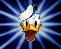 Donald Duck cartoon shorts